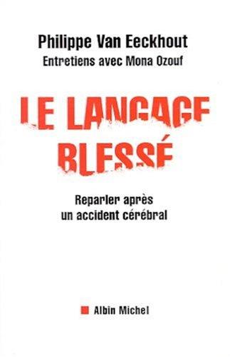 langage blessé Van Eeckhout